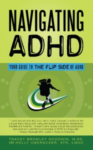 Navigating ADHD book cover