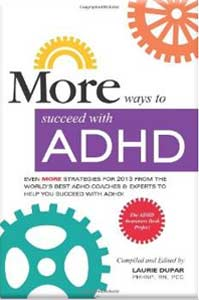 More Ways to Succeed with ADHD book cover